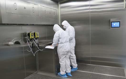 Reintech desenvolve Central de Lavagem com tecnologia brasileira