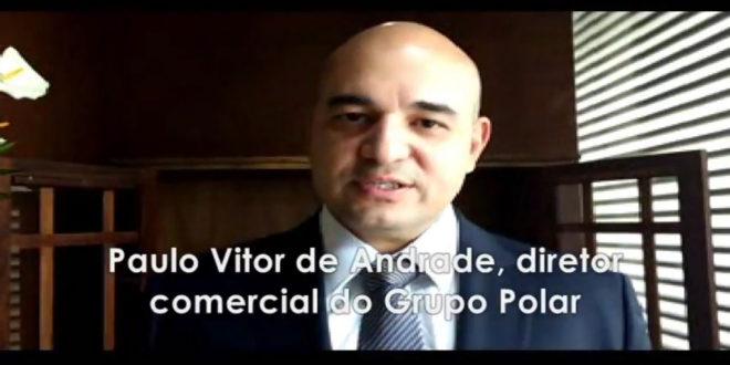 Paulo do Grupo Polar em entrevista exclusiva – novembro de 2017.