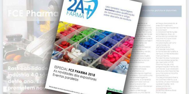 No ar, mais uma edição da Revista Digital do Portal 2A+Farma