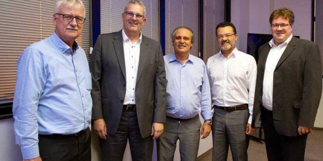 EMS e Bosch firmam parceria estratégica para implementar a primeira Indústria 4.0 no setor farmacêutico na América Latina
