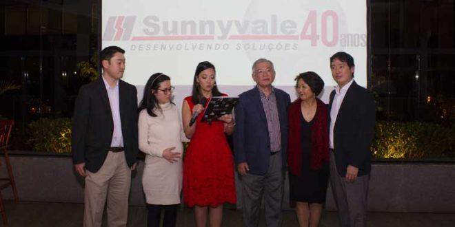 Sunnyvale completa 40 anos de atividades
