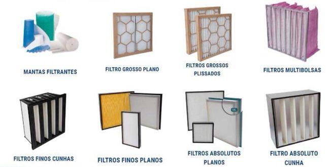 Soluções para a filtragem do ar em indústrias de Life Sciences: tipos de filtros, instalação e normas