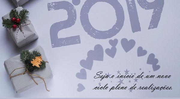 Veja porque 2019 será um Feliz Ano Novo!