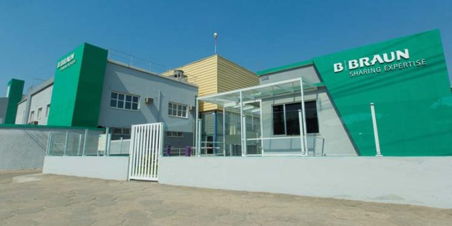 B. Braun Brasil conquista selo ISO 14001