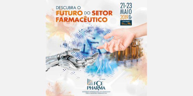 Credenciamento da FCE Pharma 2019 está disponível