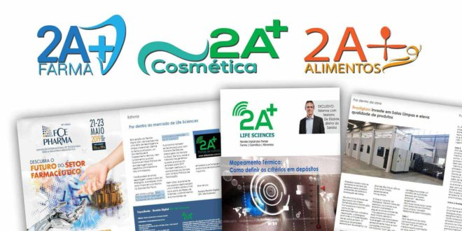 Leia agora a Revista Digital 2A+ Life Sciences