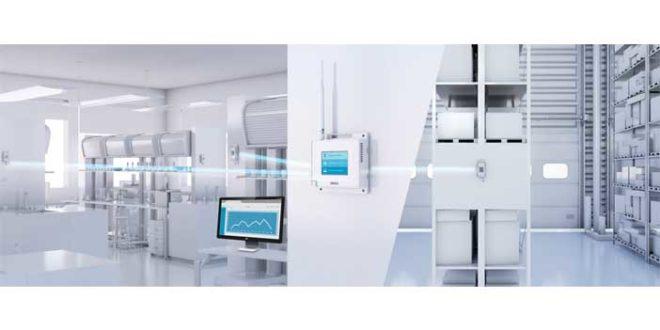 Rigor destaca na FCE Pharma produtos com qualidade Vaisala