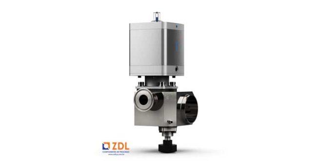 ZDL destaca na FCE Pharma 2019 as válvulas Zero Static para aplicação em sistema PW e WFI