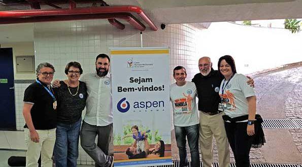 Cura do câncer infanto-juvenil: Aspen Pharma renova parceria com Instituto Ronald