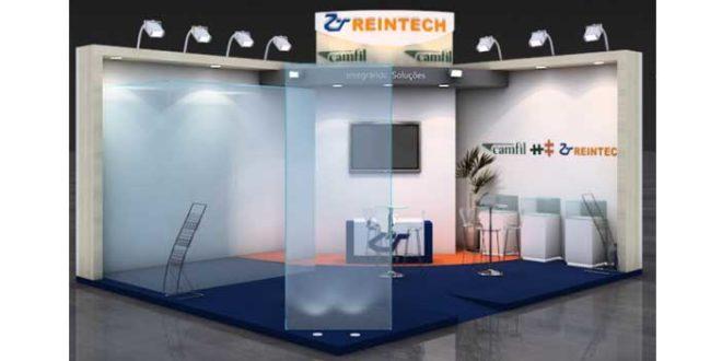 Visite a Reintech e a Camfil na FCE Pharma