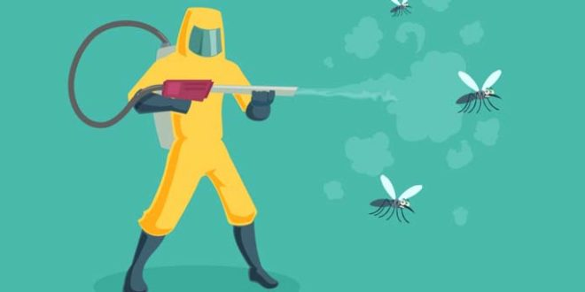Controle de pragas nas indústrias de Life Sciences
