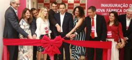 Primeira etapa da fábrica do Aché é inaugurada em Pernambuco