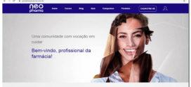 Plataforma da Neo Química oferece conteúdo exclusivo para farmacêuticos e auxiliares de farmácias