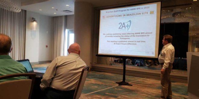 2A+ marca presença no congresso ASME BPE em Porto Rico