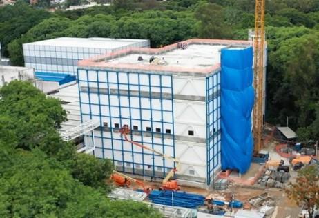 Fábrica de Anticorpos Monoclonais do Instituto Butantan será inaugurada no final do semestre