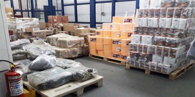 GSK doa 10 mil itens de higiene e limpeza para ajudar na manutenção de hospitais e unidades de Saúde