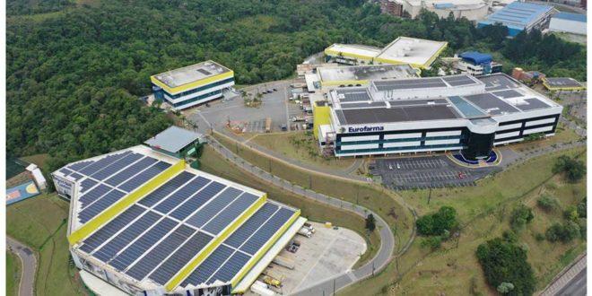 Eurofarma reforça seu compromisso com a sustentabilidade investindo em fontes limpas