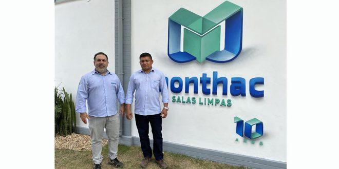 Monthac celebra dez anos de mercado e visa excelência em Salas Limpas