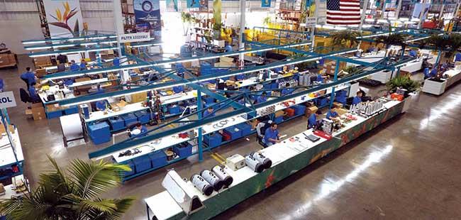 RGF amplia fábrica e aumenta produção