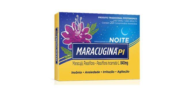 Maracugina PI 840mg Noite chega ao mercado com embalagem co-criada pelos consumidores
