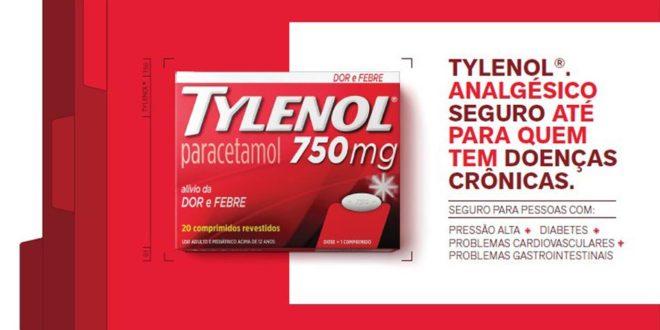 TYLENOL® apresenta campanha educacional sobre segurança do paracetamol em públicos 50+ e com doenças crônicas