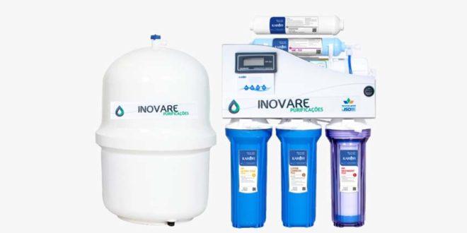 Inovare Purificações oferece equipamentos de Osmose Reversa para variadas aplicações